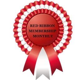 Petra's Dog Resource Center - Red Ribbon Monthly