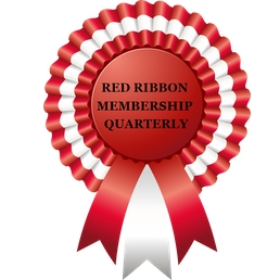 Petra's Dog Resource Center - Red Ribbon Quarterly