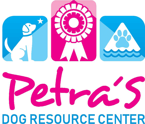 Petra's Dog Resource Center Logo
